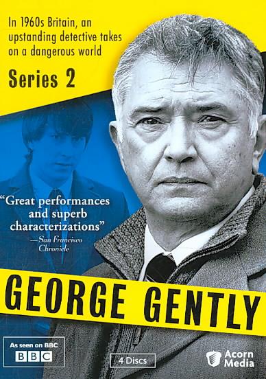 GEORGE GENTLY SERIES 2 BY GEORGE GENTLY (DVD)